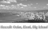Hawaii: Oahu, Maui, Big Island